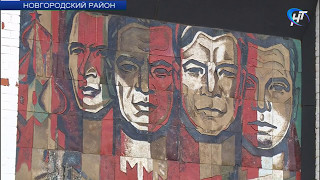 Сотрудники «Акрона» посетили воинский мемориал в Мясном Бору