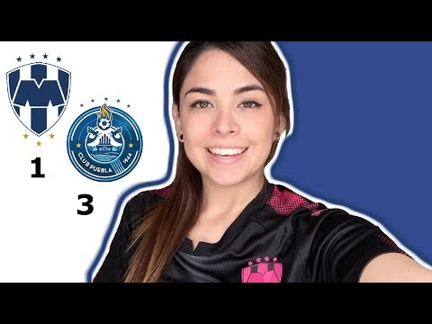 RAYADOS VS PUEBLA 1-3 CLAUSURA LIGA MX 2018 - Karlztv :)