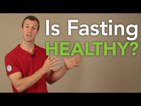 Video Is Fasting Healthy?