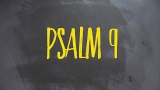 PLASTER MIODU. Psalm 9: Mściciel krwi