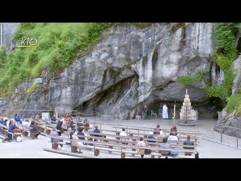 Chapelet à Lourdes du 17 juin 2020