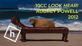 10cc Look Hear! artwork by Aubrey Powell