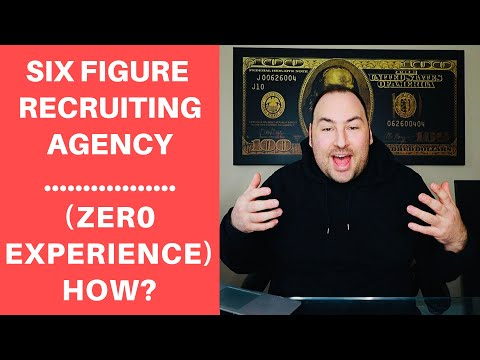 , title : 'How to Start a Recruiting Agency With NO Experience