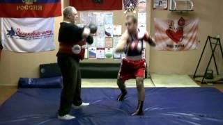 Постановка Нокаутирующего Удара / formulation of a knockout blow