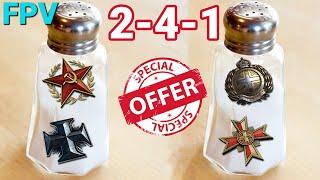COH2 FPV 2-for-1 Salt Special