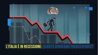 Il Pil scende, Italia fanalino di coda in Europa | Snack News