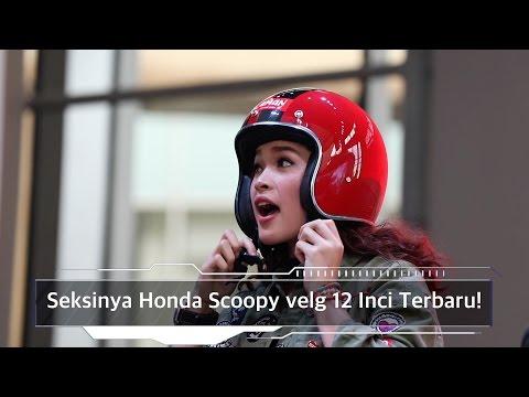 Seksinya Honda Scoopy velg 12 Inci Terbaru I OTO.com