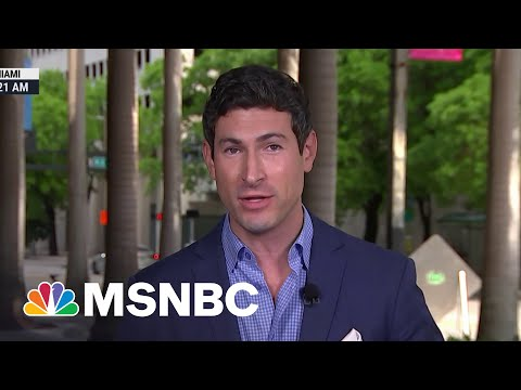 Florida's New Restrictive Voting Bill: What Is In It? | Stephanie Ruhle | MSNBC