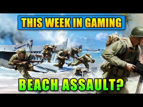 Battlefield V Getting BEACH ASSAULT? - This Week In Gaming | FPS News