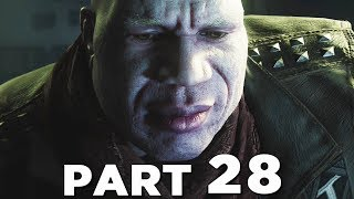 Gambar cover SPIDER-MAN PS4 Walkthrough Gameplay Part 28 - TOMBSTONE BOSS (Marvel's Spider-Man)