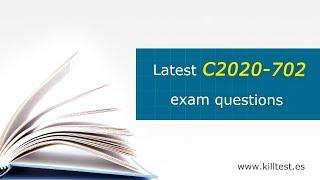 IBM-Certified-Developer C2020-702 ejemplos de preguntas