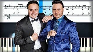 Río Roma, Yuridia - Yo Te Prefiero a Ti   Piano Cover   Karaoke Instrumental