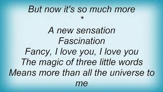 Arabesque - A New Sensation Lyrics