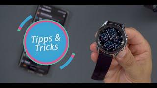 Samsung Galaxy Watch 3: die BESTEN Tipps, Tricks & Funktionen | deutsch