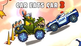 Car eats car 3 - МАШИНА ЕСТ МАШИНУ - ХИЩНЫЕ  МАШИНКИ (8)