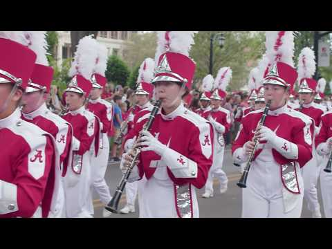 The University of Alabama: Homecoming Highlights (2017)