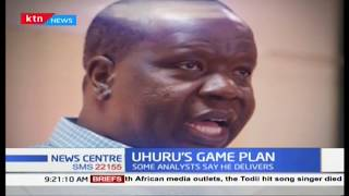 President Uhuru's game plan as he shakes up the government