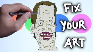 FIX YOUR ART (YIAY #388)