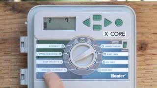 Hunter X-Core программы