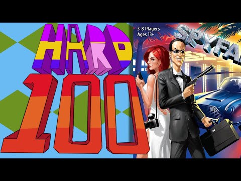 The Hard 100: Spyfall