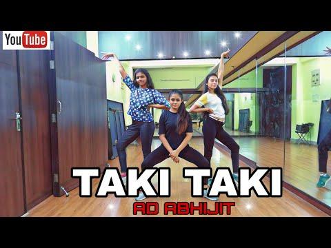 Taki Taki | DJ Snake feat Selena Gomez  Ozuna  Cardi B | AD Abhijit Choreography