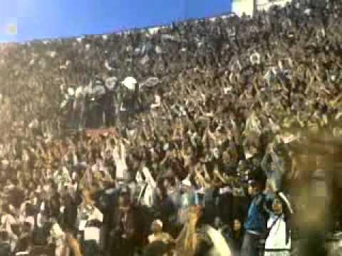 """""""la locura , el descontrol y la alegria !!"""" Barra: La Banda de Fierro 22 • Club: Gimnasia y Esgrima"""