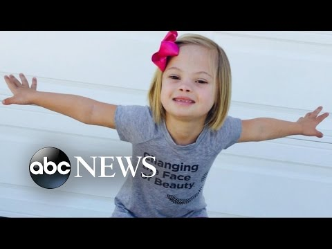 Ver vídeo Girl Tells the World That Down Syndrome Is