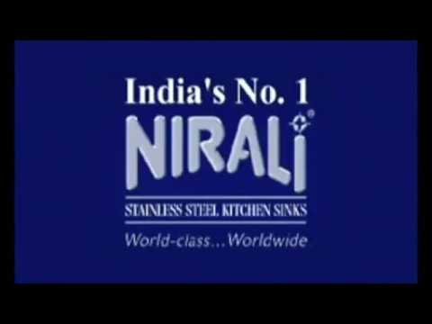 NIRALI Stainless Steel Kitchen Sinks