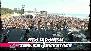 JAPANJAM2016でんぱ組.incNEOJAPONISM