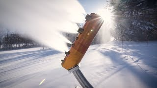 HKD Snowmakers Factory Friday's Wachusett Mountain