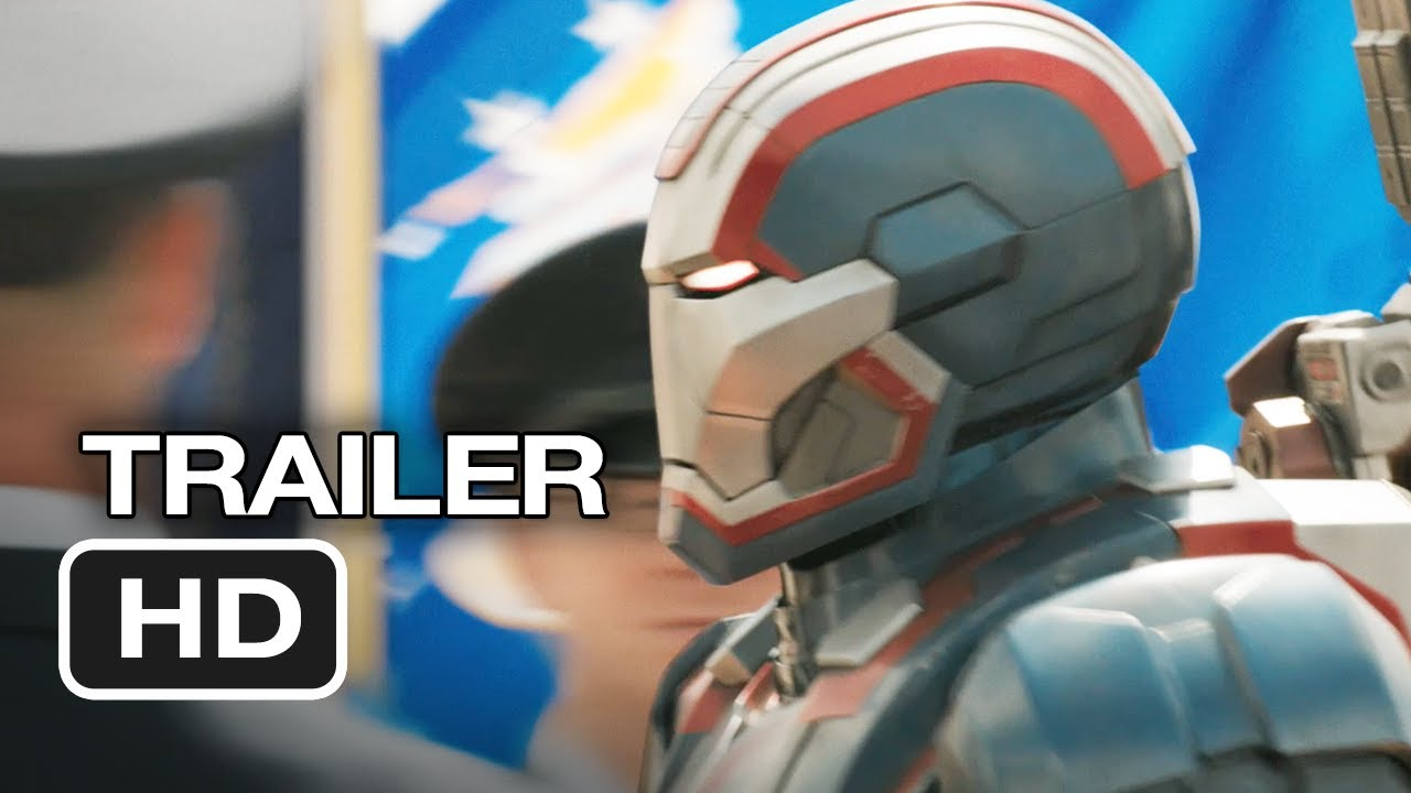 Movie Trailer:  Iron Man 3 (2013)