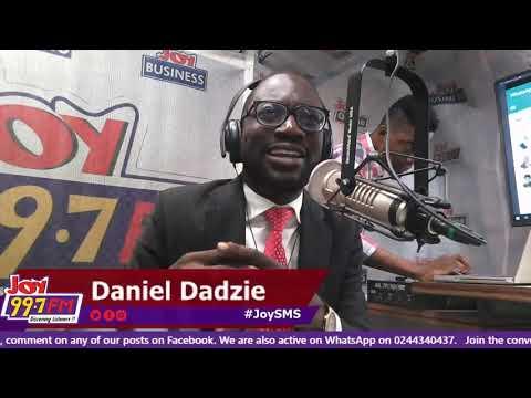 #JoySMS on Joy FM (23-10-18)