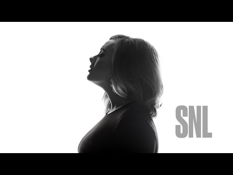 When We Were Young (Live on SNL) - Adele