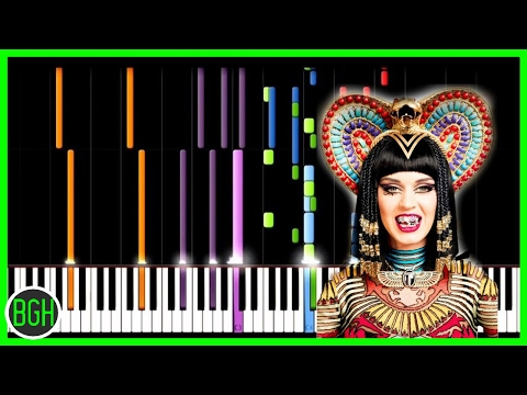 """IMPOSSIBLE REMIX - Katy Perry """"Dark Horse"""""""