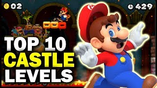 Top 10 Mario Castle Levels