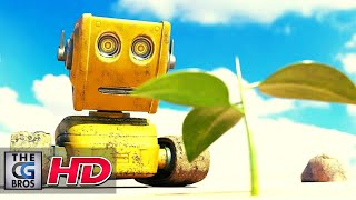"""A Sci-Fi Short Film: """"AALY"""" - by Abdelrahman M. Daoud 