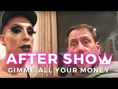 After Show - Behind the Scenes - Gimme All Your Money