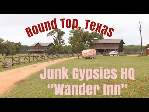 Vintage Trailer Magazine @ Junk Gypsies Wander  Inn