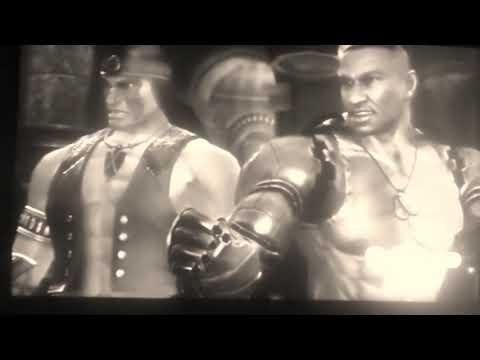 Mortal Kombat 9 Sindel mata a todos.