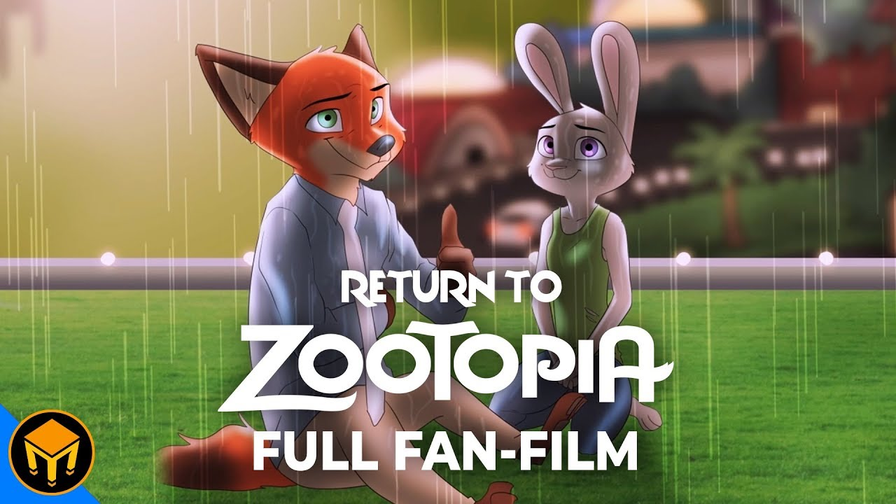 Return to Zootopia Full Fan Film and Directors Commentary (by Browntable)