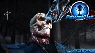 Mortal Kombat X - Tutorial Mode Walkthrough (That's How You Do It Trophy / Achievement Guide)