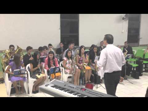Banda Musical Harmonia Celeste em Braganey 3
