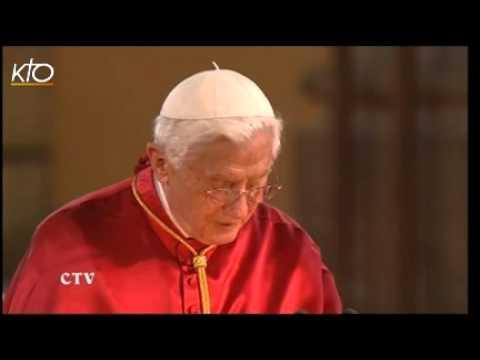 17-09 flash du soir - Benoît XVI au Royaume-Uni