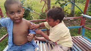 Tow baby must watch funny film / Chotu Dipu new comedy / 2019
