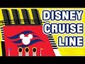 The Disney Cruise Line History