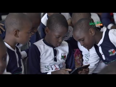 CHILDREN SHOULD KNOW WHAT IS DONE WITH TECHNOLOGY CONSTRUCTIVELY