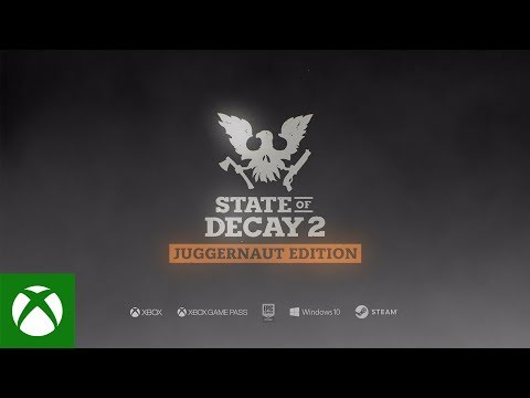 Купить State Of Decay 2: Ultimate / XBOX ONE / АККАУНТ 🏅🏅🏅 на SteamNinja.ru