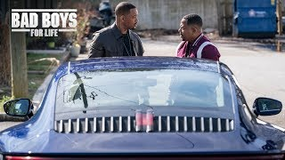 Sony Pictures Entertainment BAD BOYS FOR LIFE. Regreso. Ya en cines. anuncio