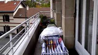 Sample video taken by the BlackBerry Torch 9800.