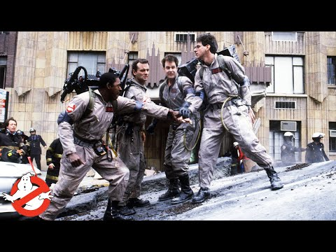 The Legends Of Ghostbusters - Cast & Crew Vignette